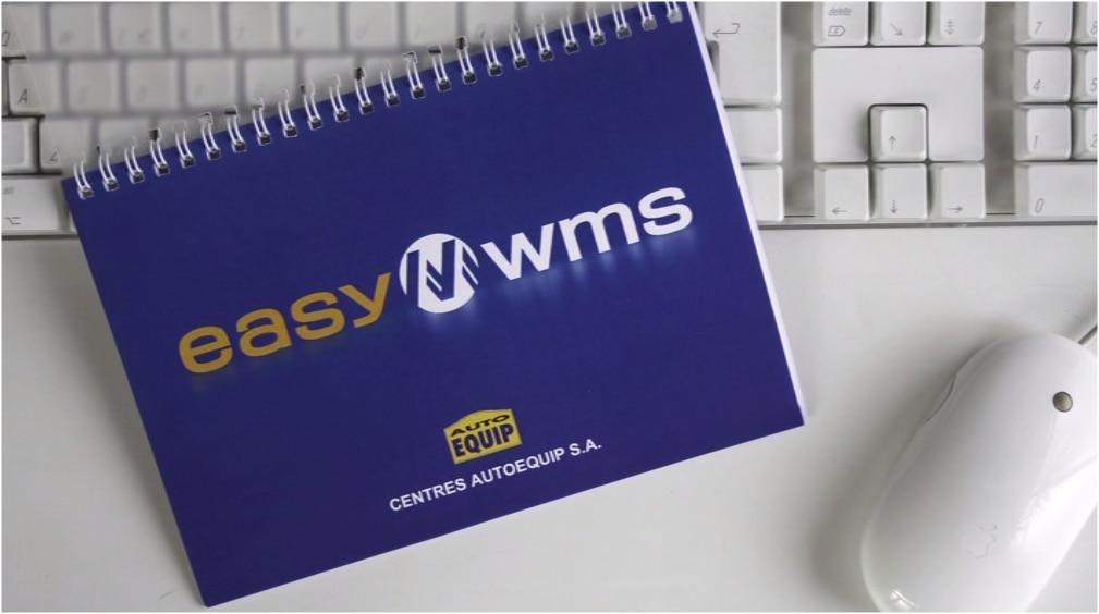 برنامج المستودع Easy WMS
